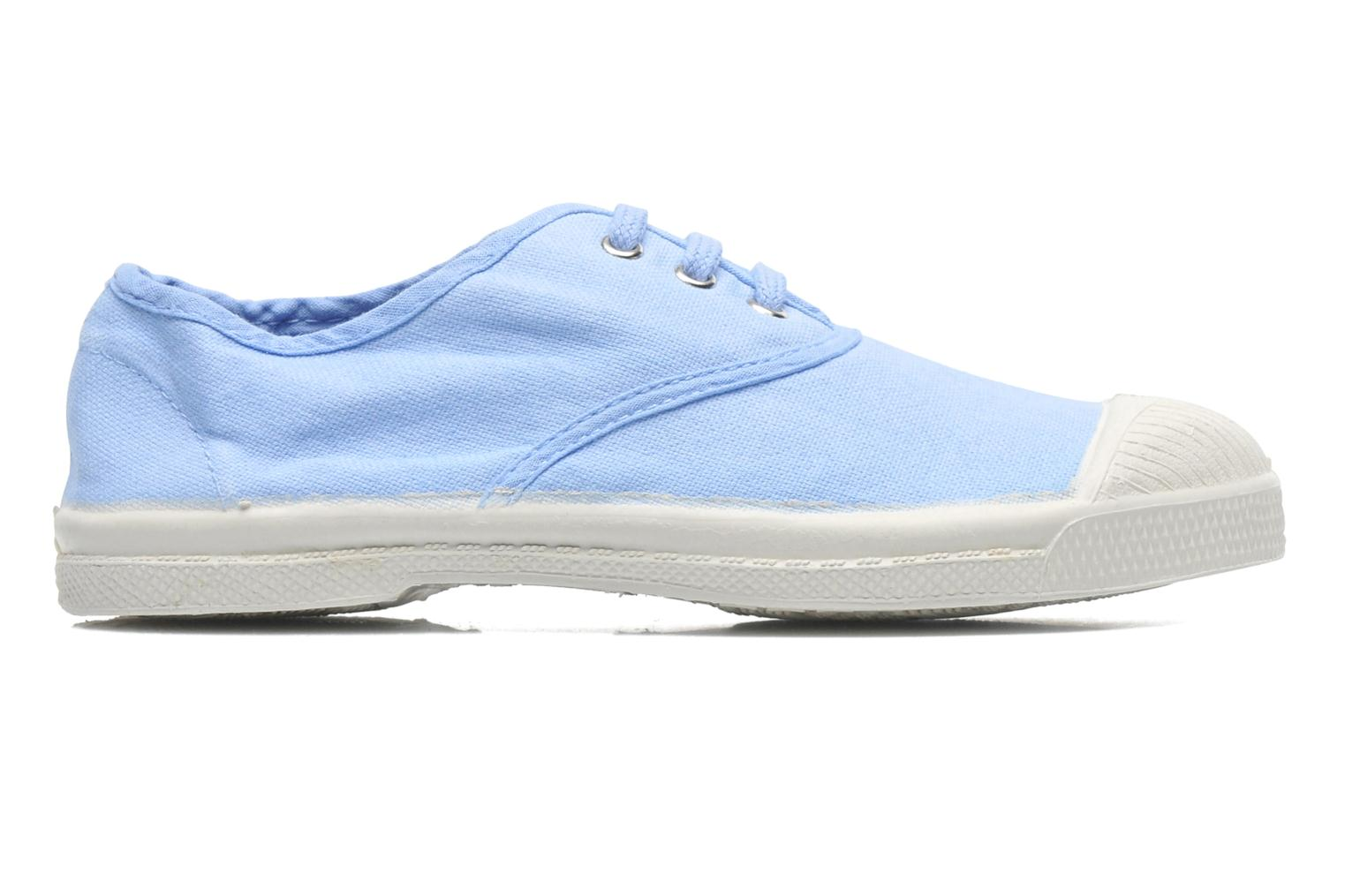 Tennis Lacets E Bleu Oxford